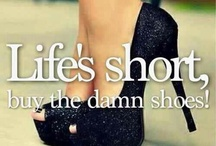 My favourite shoes / I love shoes!!!!
