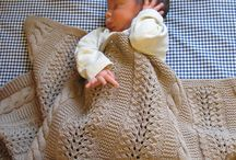 Knit and Crochet Baby Items / by Katrina Lum