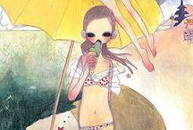 Иллюстрации ● Illustrations