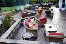 Ready for a patio / by Cindy Bonnell