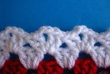 crochet endings