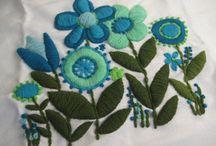 patrones bordados mexicanos