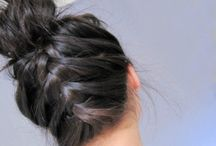 hairstyles & ideas / by Kirsten Leadingham
