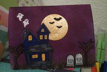 Halloween [Karten & Verpackungen] (by FrauGespenst)