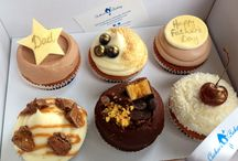 Father's Day 2013 / Spoil the main man in your life with our delicious range of Father's Day cupcakes!