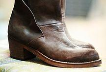 Enkellaarsjes en schoenen / Alle kleuren enkellaarsjes