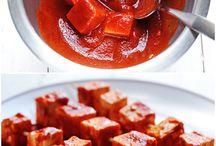 Recipes to try - tofu