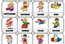 les verbes en français