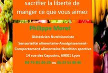 Conseil diététique par Philippe Moret