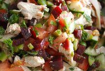 gezonde salades