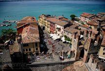 Gardameer (Lago di Garda) / Gardameer - Lago di Garda - Gardasee, het grootste meer van Italië.