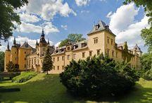 The Castle from the outside | Zamek z zewnątrz