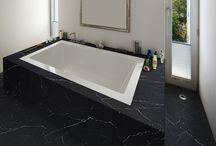 Bathrooms | Nero Marquina