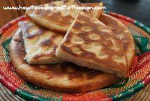 Ethiopian/ Eritrean Food