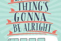 Pensamentos positivos!