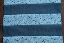 12 Blöcke - 1 Jahr / Jeden Monat wird ein Block genäht, der den eigenen Monat in Farben, Formen, Symbolen widergibt. Am Ende des Jahres entsteht ein ganz persönlicher Quilt.