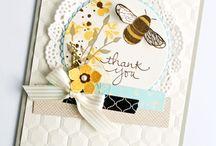 Cartes abeilles