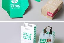 Inspiring branding / Product/company branding done right