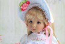 made AlenaTailorForDoll. Clothes  for Little Darling dolls Dianna Effner / В этой папке представлена одежда, которую я сама шью,  для куклы Little Darling от Dianna Effner.