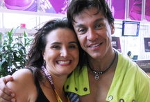 Bogota Zumba Master Class!!! / Margarita Maria Bahamon, owner and instructor of Studio Sound, directed a Master Class in Bogota (Colombia).... Beto's home country and Zumba's birthplace.