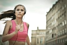 Exercise - Jogging / by Valerie Geibel-Wells