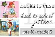 Kindergarten: Back to School / Have a child entering Kindergarten? Here's everything you need for going back to school! / by Scholastic