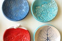 Керамика, стекло, лепка
