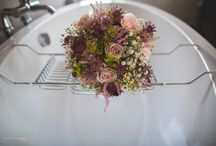 Bouquets / Wedding photography of bridal bouquets.