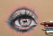 Eyes / Art