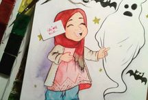 islami çizimler