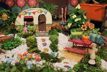 Fairy & Gnome Gardens