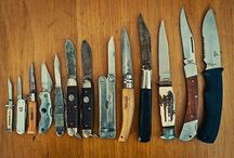 Knives / by Stallion Leather