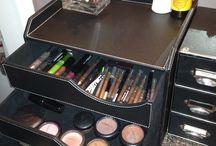 organizer kosmetika