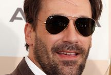 Hamm it up! / A pictorial tribute to Jon Hamm, the epitome of God's gifts.  / by Marilyn Browning Varley