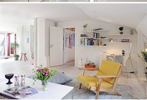 Scandinavisch design / Interieur