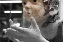 Sculpture / ensemble