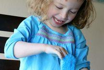 Bichos de Carpinteiro / Actividades divertidas para os mais pequenos