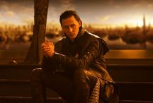 Loki - my love :))) / Totally impressed by the Marvel's character, played by Tom Hiddleston
