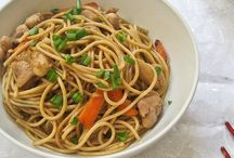 Chinese Food Recipes / by Cindy Spielman Campbell
