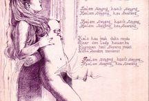 Lirik in Sketsa