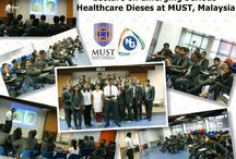 MBA Elite educational tour to Malaysia University of Science and Technology / MBA Elite students visited MUST, Malaysia in June 2014.