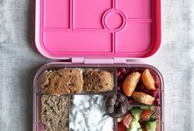 Vegan lunchbox ideas