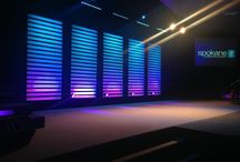 Church stage backdrops / Examples of creative church stage designs