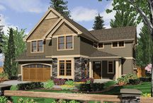 House Plans / by Scott Buday
