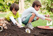 Kids Outdoor Play / by Little Ladybird