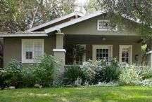 Home styles / by Joleen Sylvester