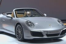 Porsche Cars / http://thecarspecs.com/category/porsche/