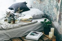 Bedroom / Idea's and inspiration for my room