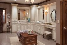 Savannah Maple Bathroom / by Schuler Cabinetry