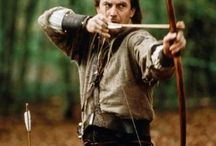 Robin Hood and Hero :)